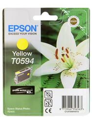 Картридж струйный Epson T0594