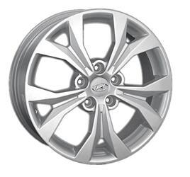 Автомобильный диск литой LegeArtis HND118 7,5x18 5/114,3 ET 50 DIA 67,1 Sil