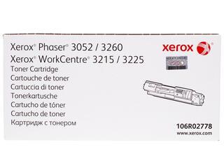 Картридж лазерный Xerox 106R02778