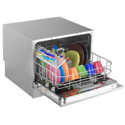 Посудомоечная машина Bosch SKS62E88RU серый