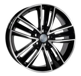 Автомобильный диск литой Replay INF19 9,5x21 5/114,3 ET 50 DIA 66,1 BKF