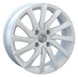 Автомобильный диск литой Replay CI5 6x15 4/108 ET 23 DIA 65,1 White