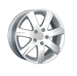 Автомобильный диск литой LegeArtis MI69 6,5x16 5/114,3 ET 38 DIA 67,1 Sil