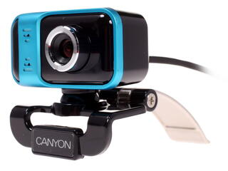 Веб-камера Canyon CNR-WCAM920, 1600x1200, Mic, USB 2.0