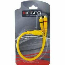 Разветвитель RCA кабель Incar ACC-YM