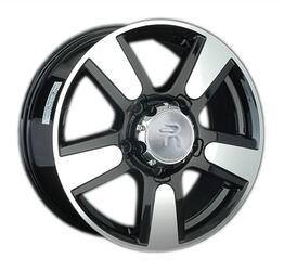 Автомобильный диск литой LS 347 8,5x20 5/150 ET 60 DIA 110,1 BKF