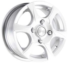 Автомобильный диск Литой Скад Аэро 5x13 4/100 ET 35 DIA 67,1 белый