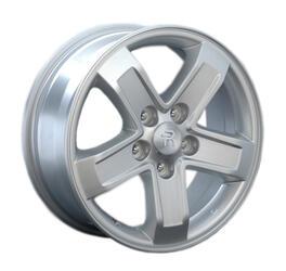 Автомобильный диск литой Replay KI30 6,5x16 5/114,3 ET 41 DIA 67,1 Sil