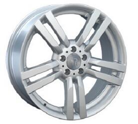Автомобильный диск литой Replay MR73 8,5x20 5/112 ET 45 DIA 66,6 Sil