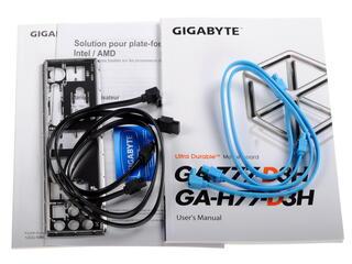 Материнская плата GIGABYTE GA-Z77-D3H