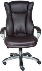 Кресло офисное Бюрократ CH-879DG коричневый
