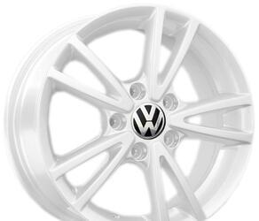 Автомобильный диск литой Replay VV35 6,5x15 5/112 ET 50 DIA 57,1 White