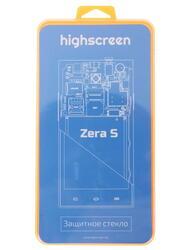 """4.5"""" Защитное стекло для смартфона Highscreen Zera S Power, Highscreen Zera S"""
