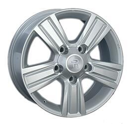 Автомобильный диск литой Replay LX49 8x18 5/150 ET 60 DIA 110,1 Sil