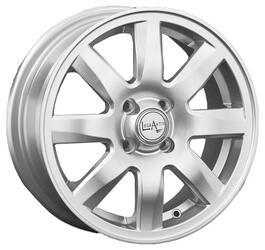 Автомобильный диск Литой LegeArtis GM15 6x15 4/100 ET 49 DIA 56,6 Sil