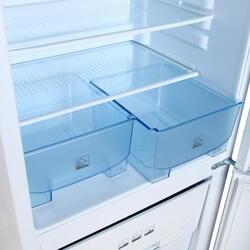 Холодильник с морозильником Pozis RK-101 белый