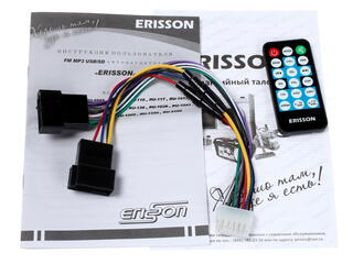 Автопроигрыватель Erisson RU-108S