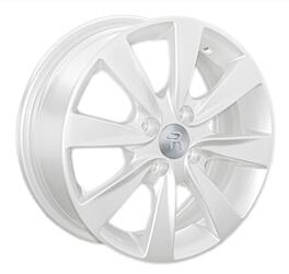 Автомобильный диск литой Replay KI79 6x16 4/100 ET 52 DIA 54,1 White