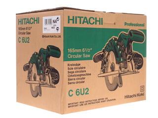 Пила дисковая Hitachi C6U2