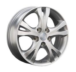 Автомобильный диск Литой Replay HND28 6x16 5/114,3 ET 51 DIA 67,1 Sil