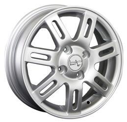 Автомобильный диск Литой LegeArtis NS52 5x14 4/100 ET 46 DIA 60,1 Sil