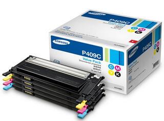 Картридж лазерный Samsung CLT P 409C