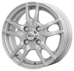Автомобильный диск литой iFree Стерлинг 5x13 4/98 ET 30 DIA 58,5 Айс