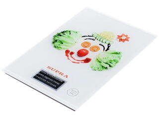 Кухонные весы Supra BSS-4200 белый