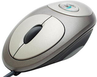 Мышь проводная Logitech MouseMan Dual Optical