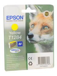 Картридж струйный Epson T1284 (M)