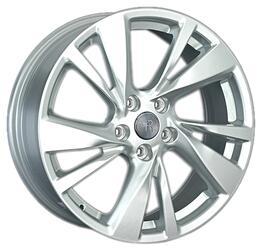 Автомобильный диск литой Replay LX47 7,5x18 5/114,3 ET 35 DIA 60,1 Sil