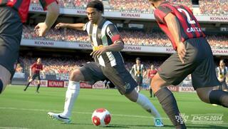 Игра для ПК Pro Evolution Soccer 2014