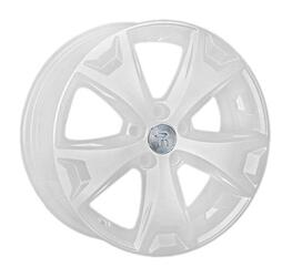 Автомобильный диск литой Replay SB15 7x17 5/100 ET 48 DIA 56,1 White