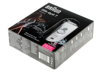 Эпилятор Braun 7681