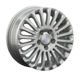 Автомобильный диск литой Replay FD26 6,5x16 5/108 ET 52,5 DIA 63,3 Sil
