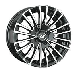 Автомобильный диск литой LS 479 6,5x15 4/98 ET 32 DIA 58,6 BKF