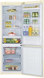 Холодильник с морозильником Samsung RL36SCVB бежевый