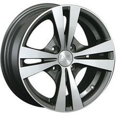 Автомобильный диск Литой LS NG141 6x14 4/100 ET 40 DIA 73,1 GMF