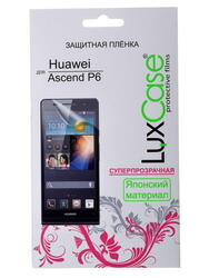 "4.7""  Пленка защитная для смартфона Huawei Ascend P6"