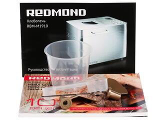 Хлебопечь Redmond RBM-M1910 серебристый