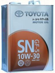 Моторное масло Toyota (Orig.Japan) 10W30 08880-10805