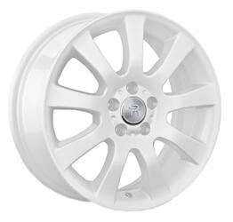 Автомобильный диск литой Replay TY19 6,5x16 5/100 ET 45 DIA 54,1 White