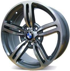 Автомобильный диск Литой Replay B58 7,5x17 5/120 ET 35 DIA 72,6 GMF