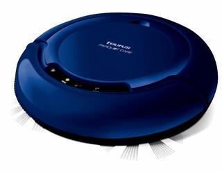 Пылесос-робот Taurus Striker Parquet Care синий