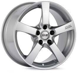 Автомобильный диск Литой OZ Racing Hydra 7x15 4/100 ET 37 DIA 68 Metal Silver