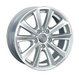 Автомобильный диск литой Replay B132 8x17 5/120 ET 34 DIA 72,6 Sil