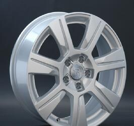 Автомобильный диск литой Replay VV125 7,5x17 5/112 ET 47 DIA 57,1 Sil