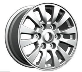 Автомобильный диск литой Replay MI50 7,5x17 6/139,7 ET 46 DIA 67,1 Sil