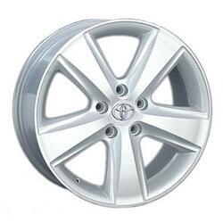 Автомобильный диск Литой LegeArtis TY110 7x17 5/114,3 ET 45 DIA 60,1 Sil