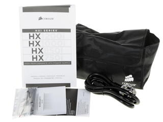 Блок питания Corsair HXi 850W [CP-9020073-EU]